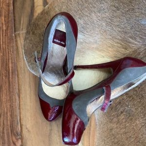 Dolce Vira heels with strap